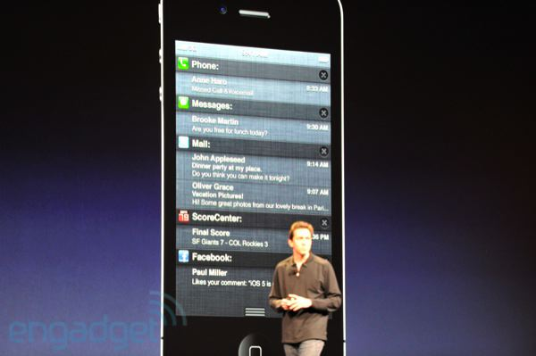 124 Overview Of Apple iOS 5 From WWDC 2011