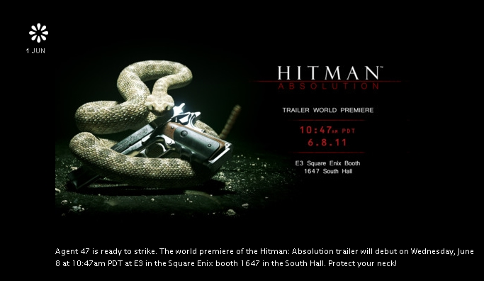 Hitman absoltion