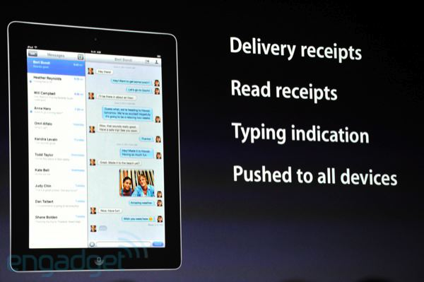 stevejobswwdc2011liveblogkeynote08191 Overview Of Apple iOS 5 From WWDC 2011