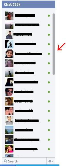 After installig Extention to Chrome How To Activate Old Facebook Chat Again