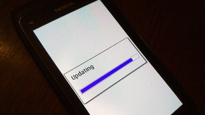 1.1Rebooting After firmware Update Update Your Nokia N8,C7,E7 & C6 01 Phones To Symbian Anna OS ,Fix Symbian Anna Phone Setup:Feature Not Supported Error
