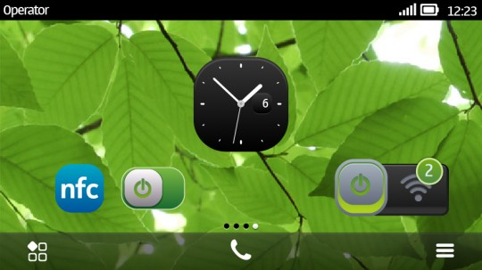 Symbian Belle widgets Nokias New Symbian Belle OS for Nokia 600, 700,701 Handsets:Features,Facts & Specifications
