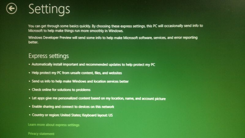 5.Settings How To Install & Dual Boot Windows 8 With Windows XP & Windows 7