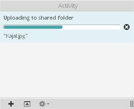 Otixo Uploading