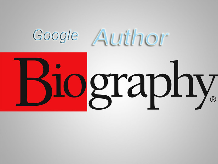 google-author-biography