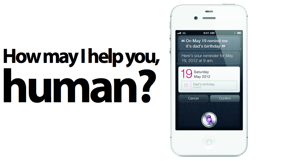 iPhone 4S Siri Feature