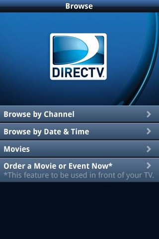 Direct TV Top 5 Media Apps for the Android Lover