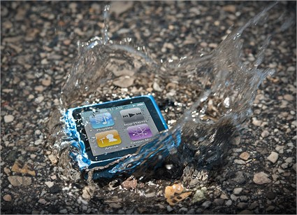 HzO  for ipod nano watch