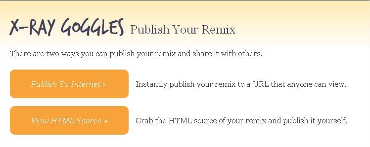 Publish your edited  Hackasaurus