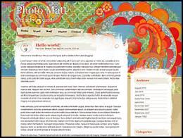 image004 6 Free Wordpress Themes for Free Wordpress Sites