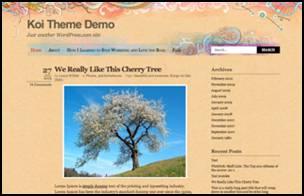 image012 6 Free Wordpress Themes for Free Wordpress Sites