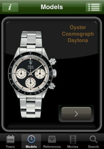 100 Years of Rolex iphone apps