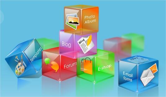 uCoz Free Website Builder