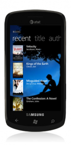 Kindle-WP7-Apps