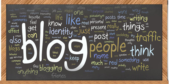 Blog for education