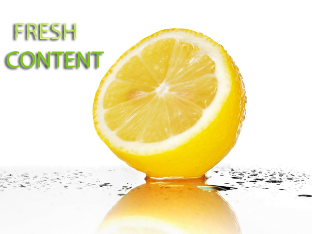 fresh content search results copy How to Rank in Search Engines Quickly & Keep Rankings