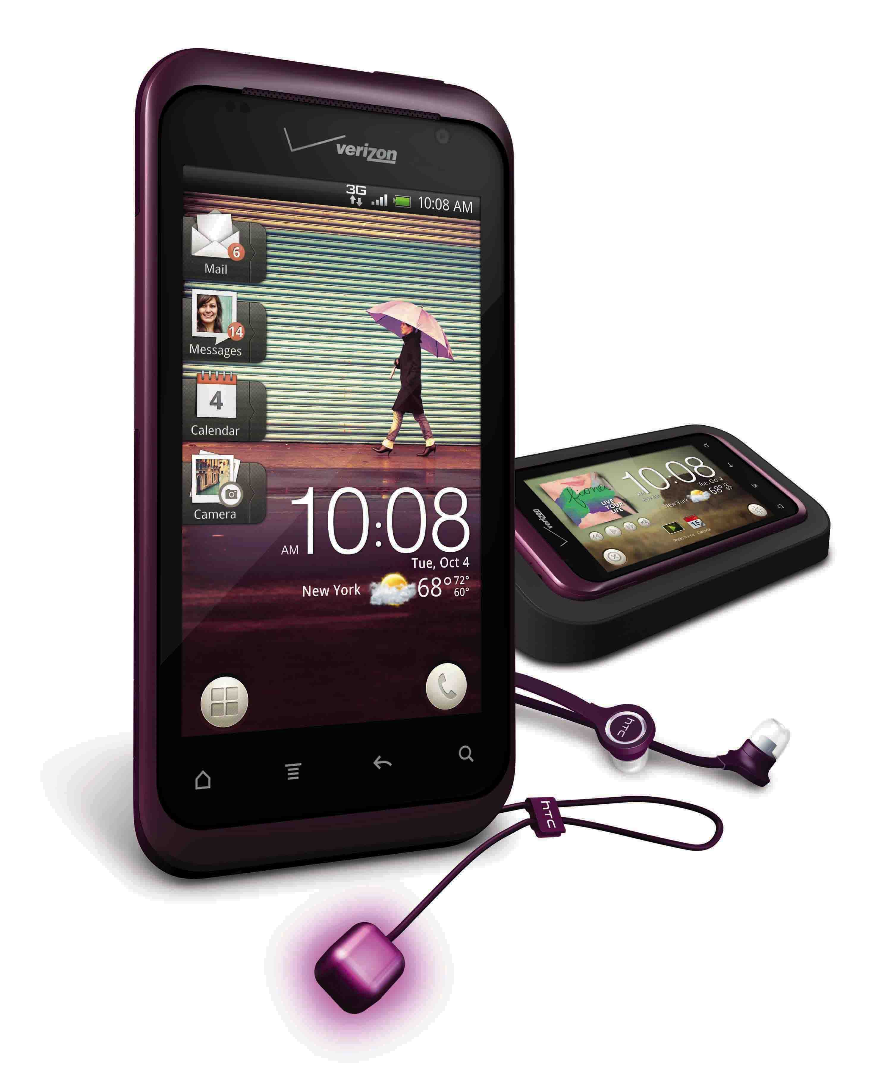 HTC Rhyme accessories uk