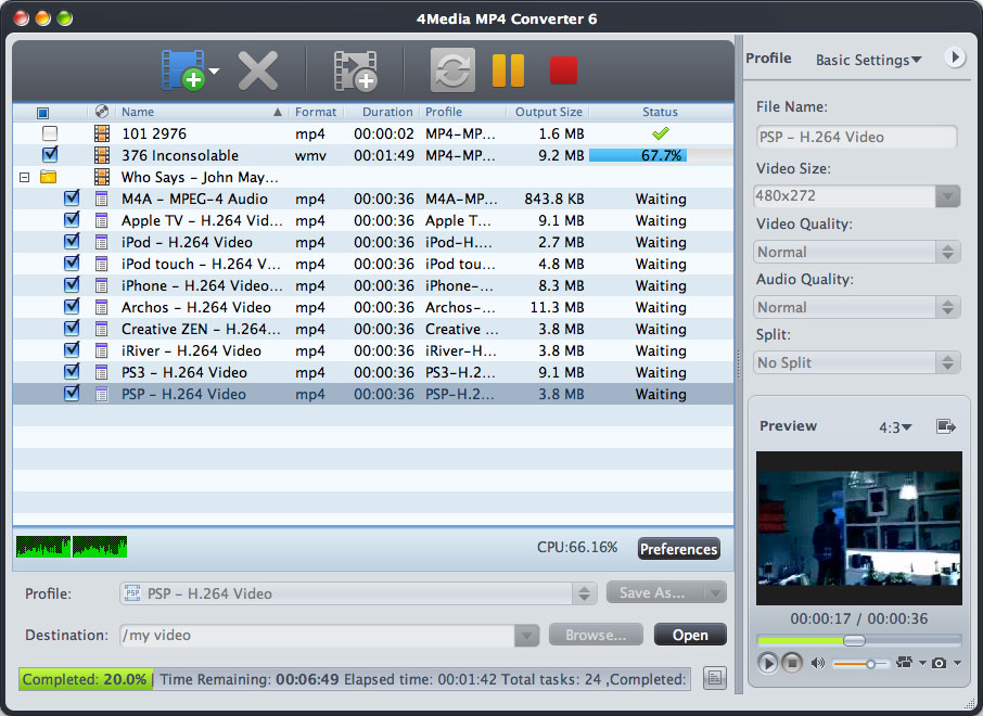 ‎Free MP4 Converter on the Mac App Store