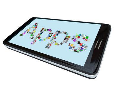 Mobile apps for small business start-up