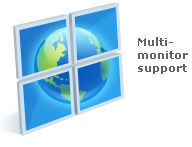 Remote desktop Multi monitor support Techinline