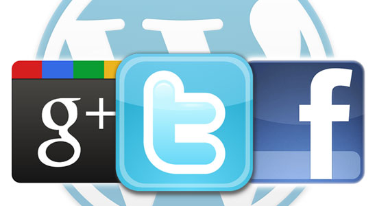 social media icons Smashing Social Media Plug ins can Improve the Ranking of your site