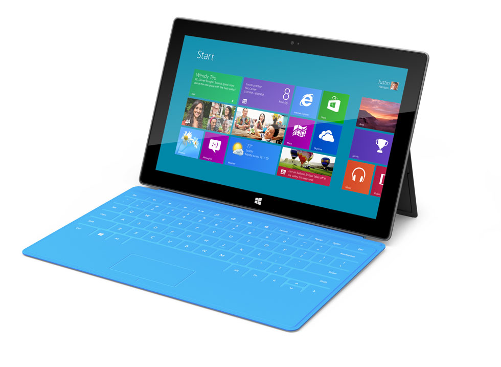microsoft surface Software application Will You Replace Your Laptop With Microsoft Surface?