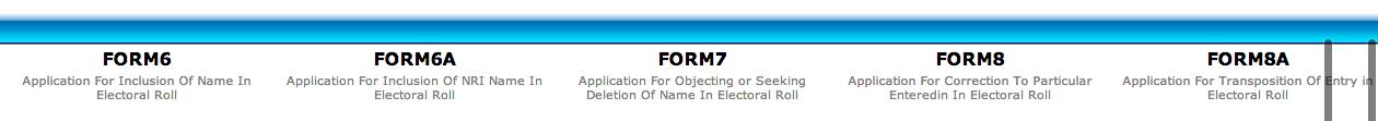 Voting id online apply