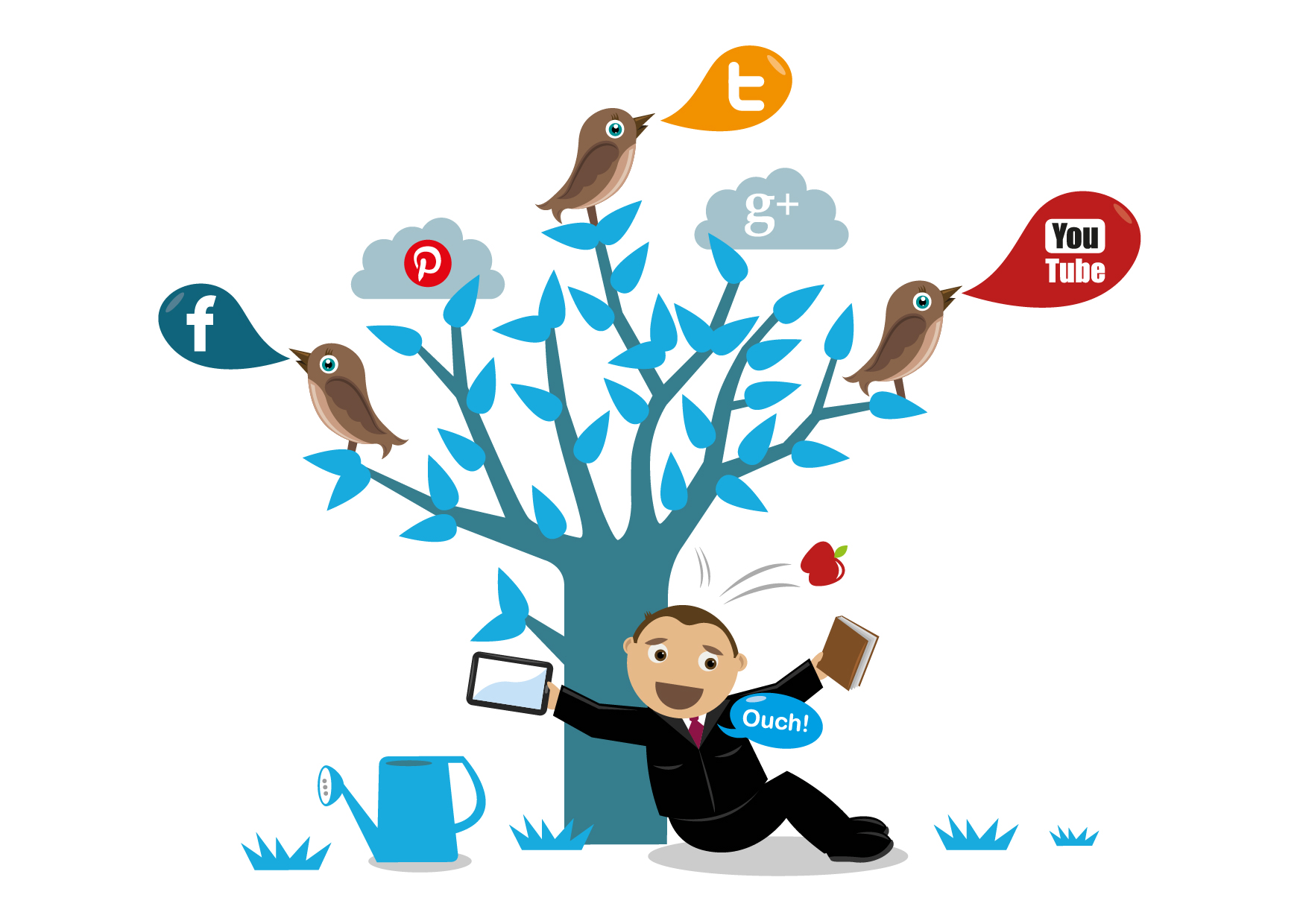 Social Media Mobile App Development How to Market iOS & Android apps?