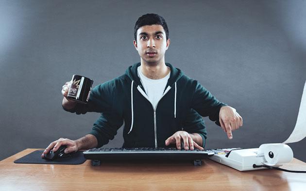 Multitasking Productivity