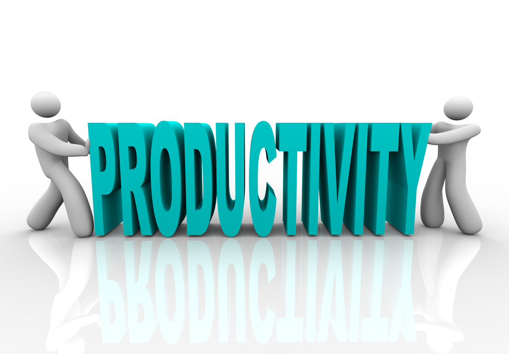 Productivity business How to be more Productive