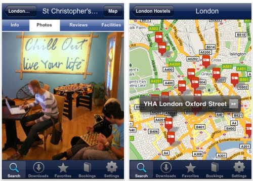 hostelworld-app