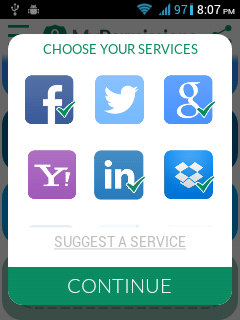 social sites mypermissions
