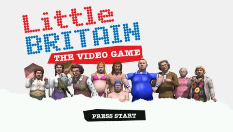 little-britain-the-video-game-psp