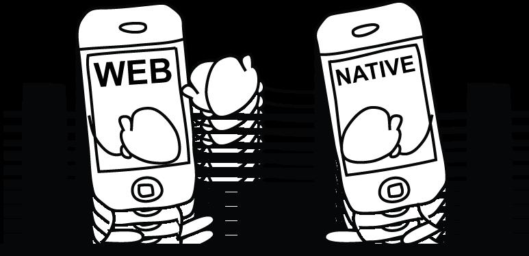 Native Vs Web apps