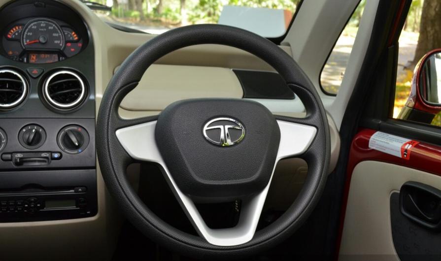2015 Tata Nano GenX AMT ePAS steering