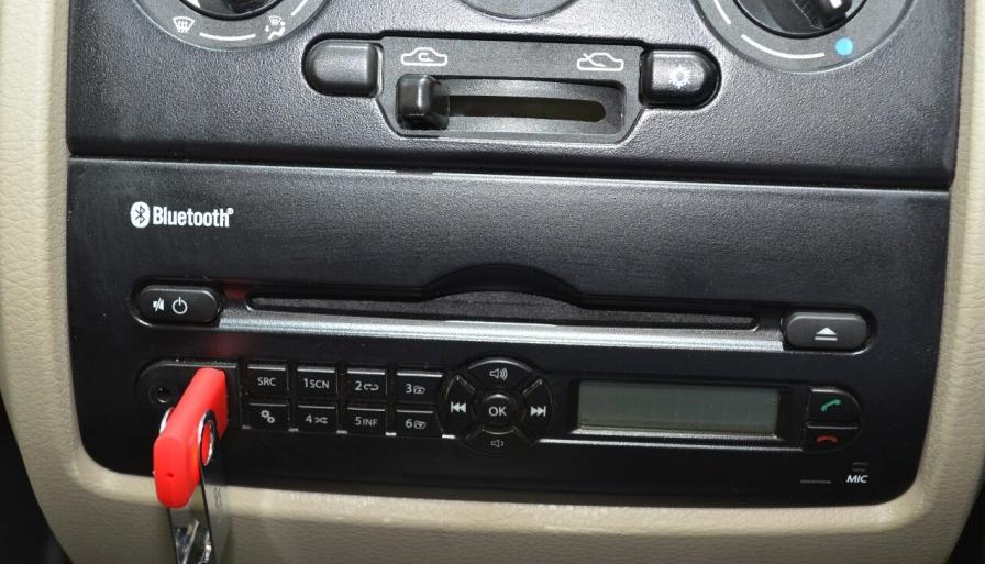 2015 Tata Nano GenX AMT music system bluetooth