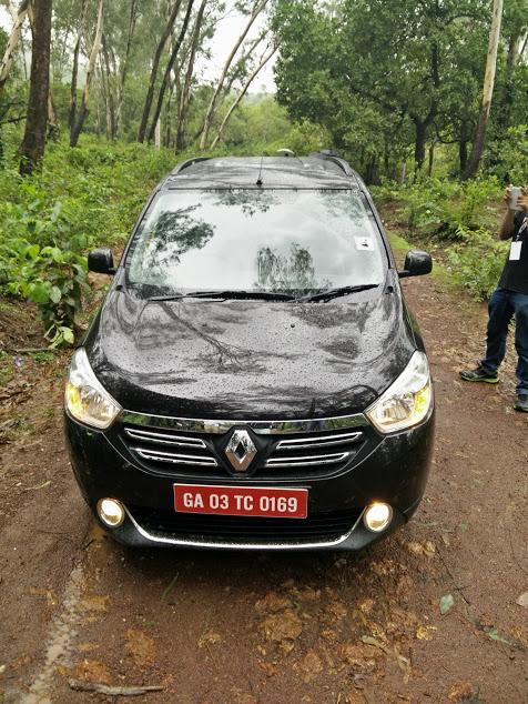 Renault Lodgy Black