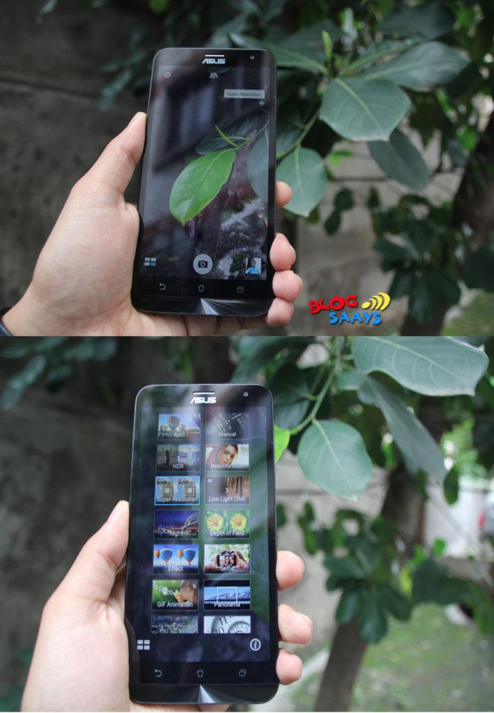 Asus Zenphone 2 Camera