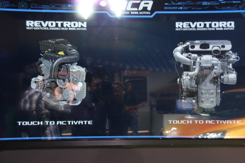 Tata ZICA Engine