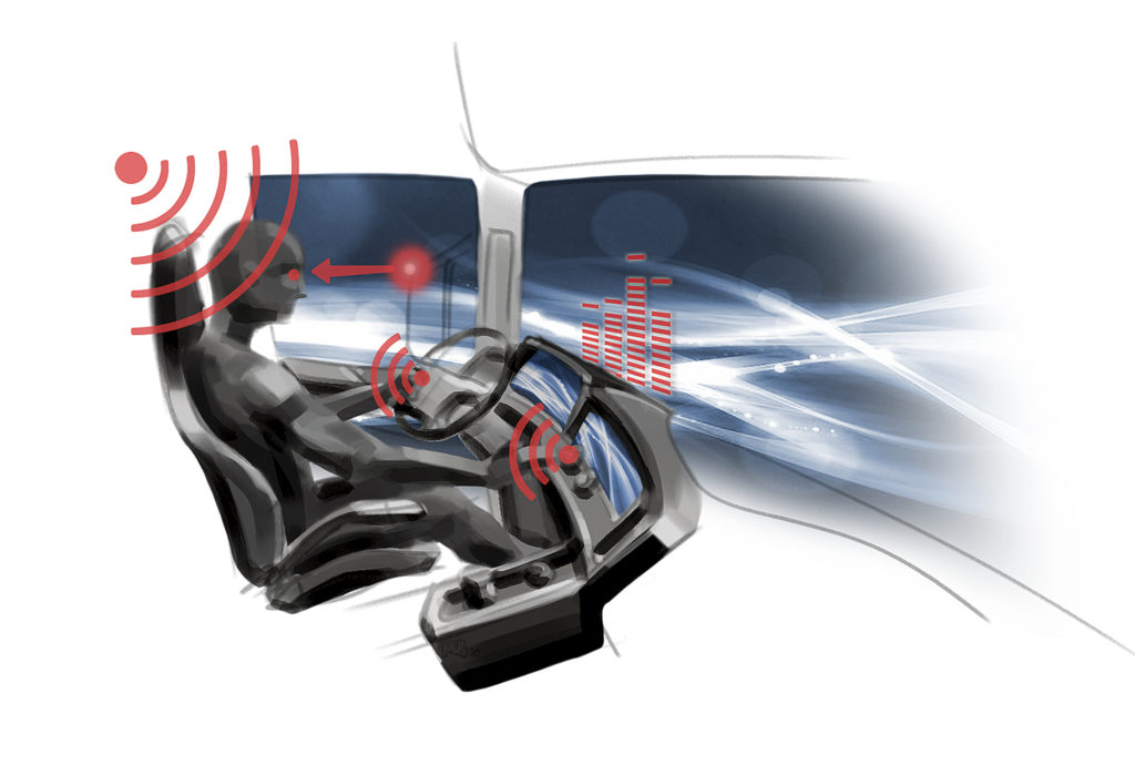 Truck-sensors