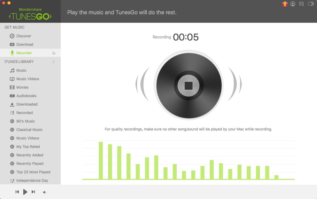 Live Music Stream Recorder
