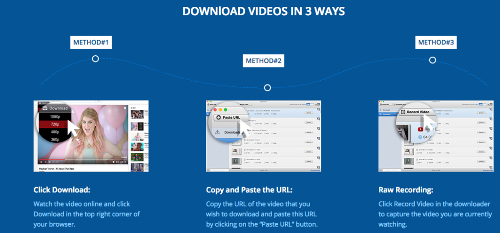 KeepVid download video easily