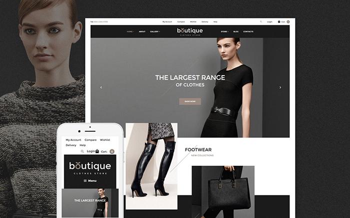 Boutique WooCommerce Theme