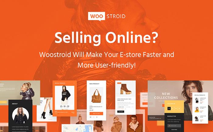 Woostroid - Innovative Multipurpose WooCommerce Theme