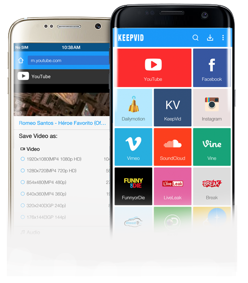 Vevo mobile android apk