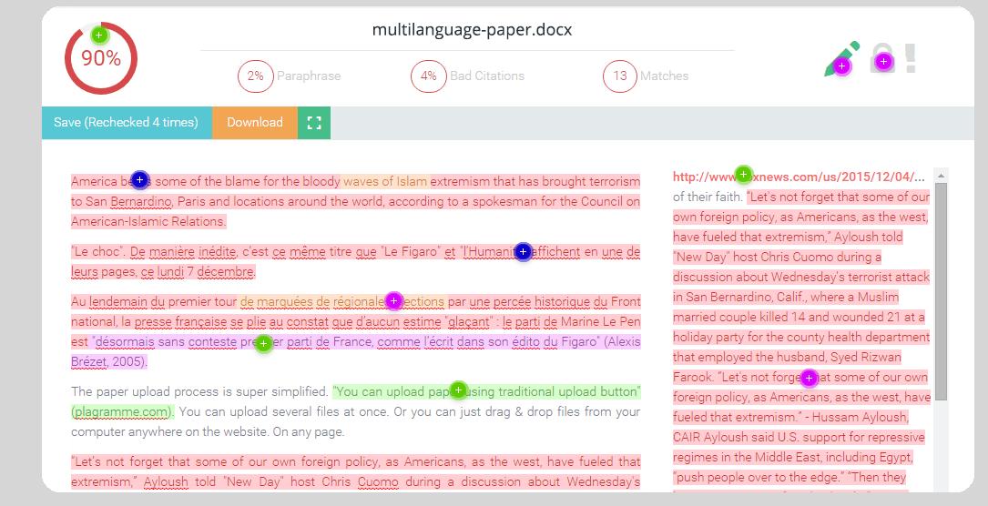 free plagiarism site checker