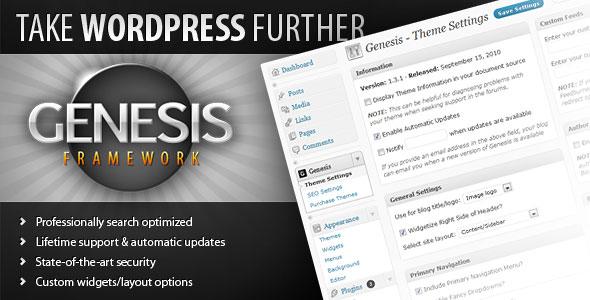Gensis WordPress