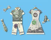 money buy cloth