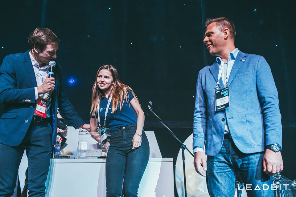 Moscow Affiliate Conference 2018 contest