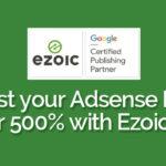 Ezoic Adsense Earning Booster